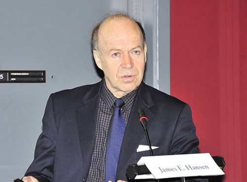 James Hansen-environmental leaders