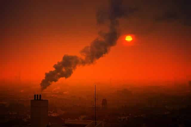 environmental pollution, India