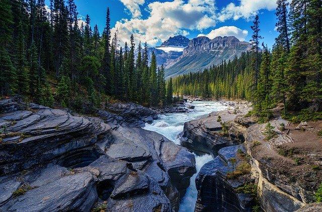 types of terrain-river