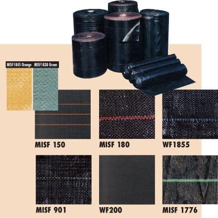 MISF 1845 Polyethylene Silt Fence Fabric