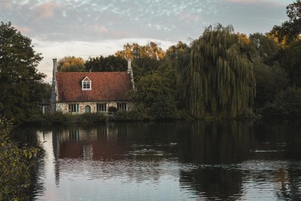 Property around Lake