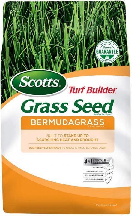 Scotts Turf Builder Grass Seed Bermudagrass - 1 lb