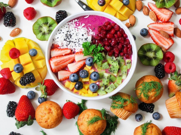 Biodiversity Provides the Food We Eat