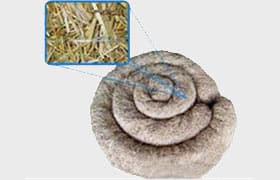 erosion control products: strawwattle