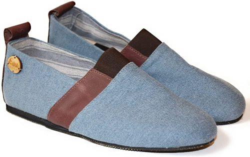 Eco Bambas Slip-On Shoes Made 100% Eco Friendly