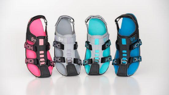 Expandal - Child - Expandable, Sustainable, Functional Sandals