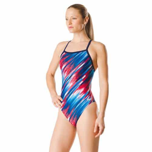Speedo Women's Swimsuit One Piece Powerflex