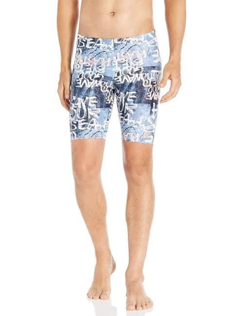 adidas Men's Fit Jammer -sustainable swimwear