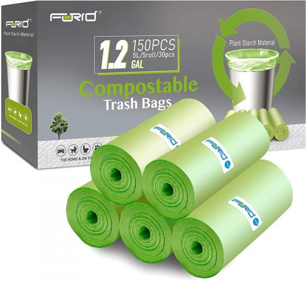 FORID Compostable Trash Bags