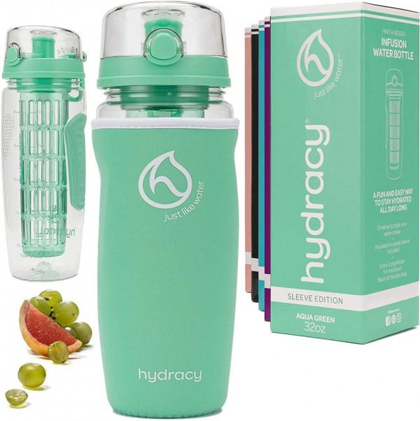 Hydracy Fruit Infuser Water Bottle