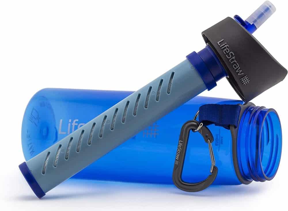 LifeStraw Go Bottle w2-Stage Filtration