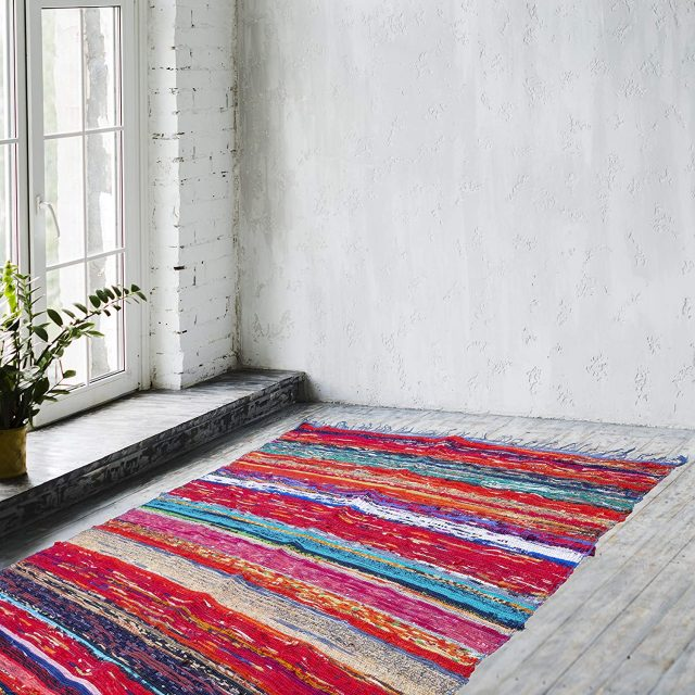Eleet Eco Friendly 100% Recycled Area Rugs