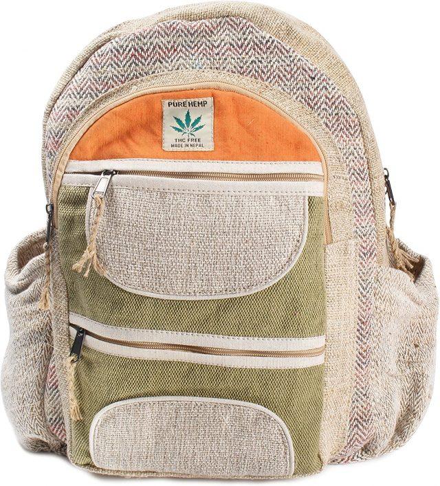 Maha Bodhi All Natural laptop backpack