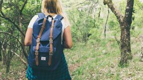 stylish eco-friendly backpacks