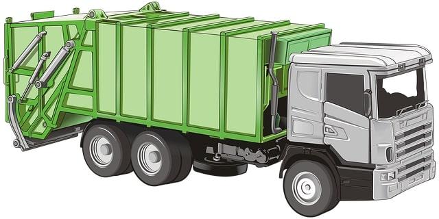 waste disposal company