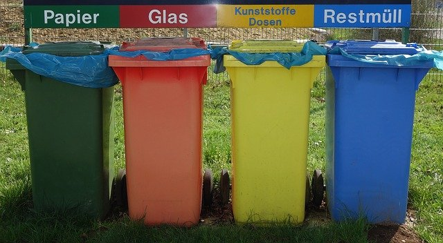 types of waste disposal
