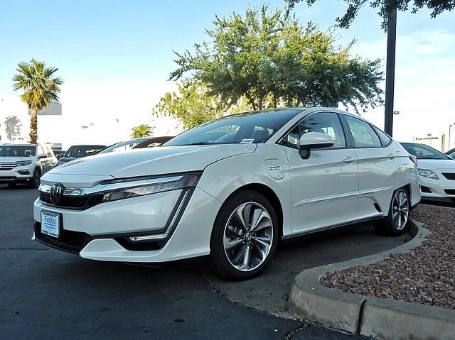 2021 Honda Clarity EV