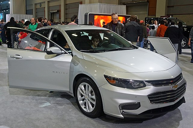 Chevrolet Malibu Hybrid (2019)